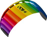Symphony Beach III 1.8 Rainbow Foil Kite