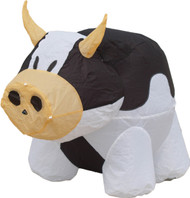 "Bouncing Buddy ""Cow Black"""