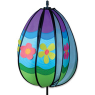 Easter Flowers Egg
