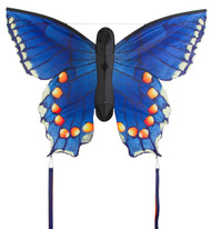 "Butterfly Kite Swallowtail Blue ""L"""