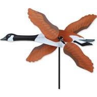 """Lawn Spinner - 28"""" Goose Whirligig"""