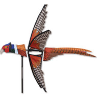 Lawn Spinner - Pheasant Flying Bird Spinner