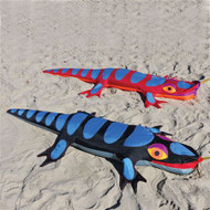 Sandimal Lizard - Red
