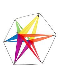 "Stellar Box ""S"" Rainbow"