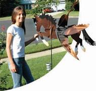 Lawn Spinner (Flying Horse)