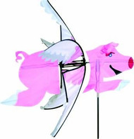 Lawn Spinner (Flying Pig)