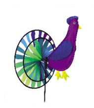 Lawn Spinner  -Peacock-