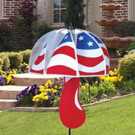 Magical Mushroom Spinner - Patriotic