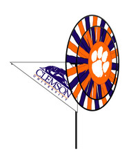 Clemson Wind Spinner
