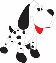 Dogs - Spot Inflatable