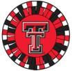 Texas Tech Wind Spinner