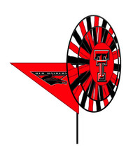 Texas Tech Wind Spinner