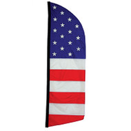 16 Ft. Patriot Feather Banner