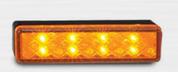 135AM Rear Indicator Multivolt 12-24v Single Pack