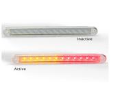 235AR12 Stop / Tail / Indicator 12v Single light. AL Ultimate LED