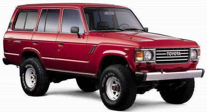 Vehicle Specific Kits Toyota Land Cruiser 60 Series