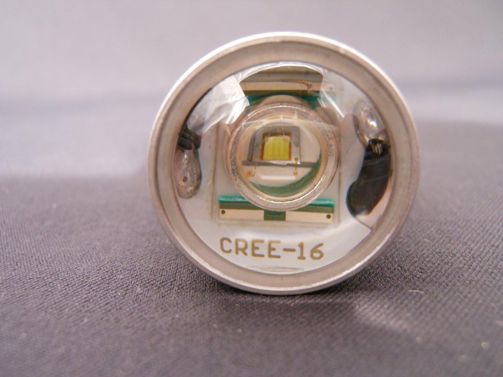 100 Series 5W CREE Q5 High-Power Reverse Bulbs (front)