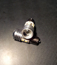 7W Q5 CREE LED high-power socket 1156 bulb with perimeter-mounted LEDs