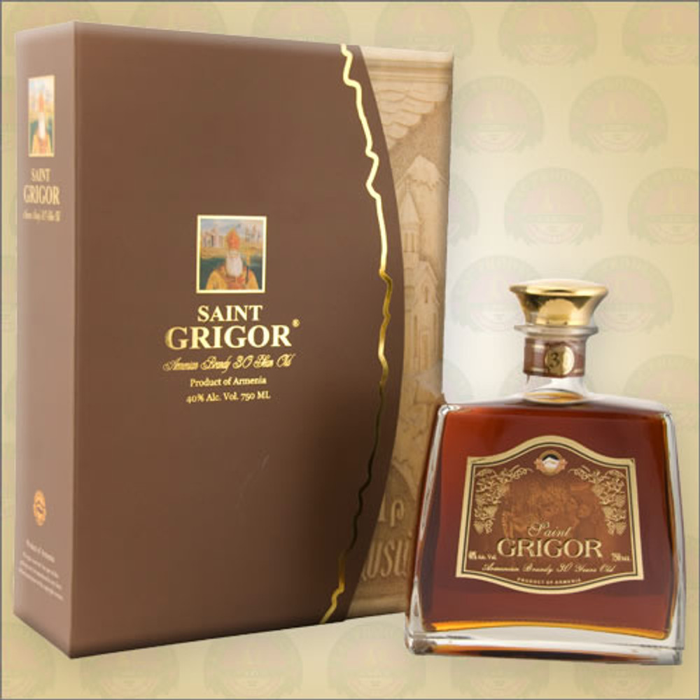 Saint Grigor 30 Year Brandy