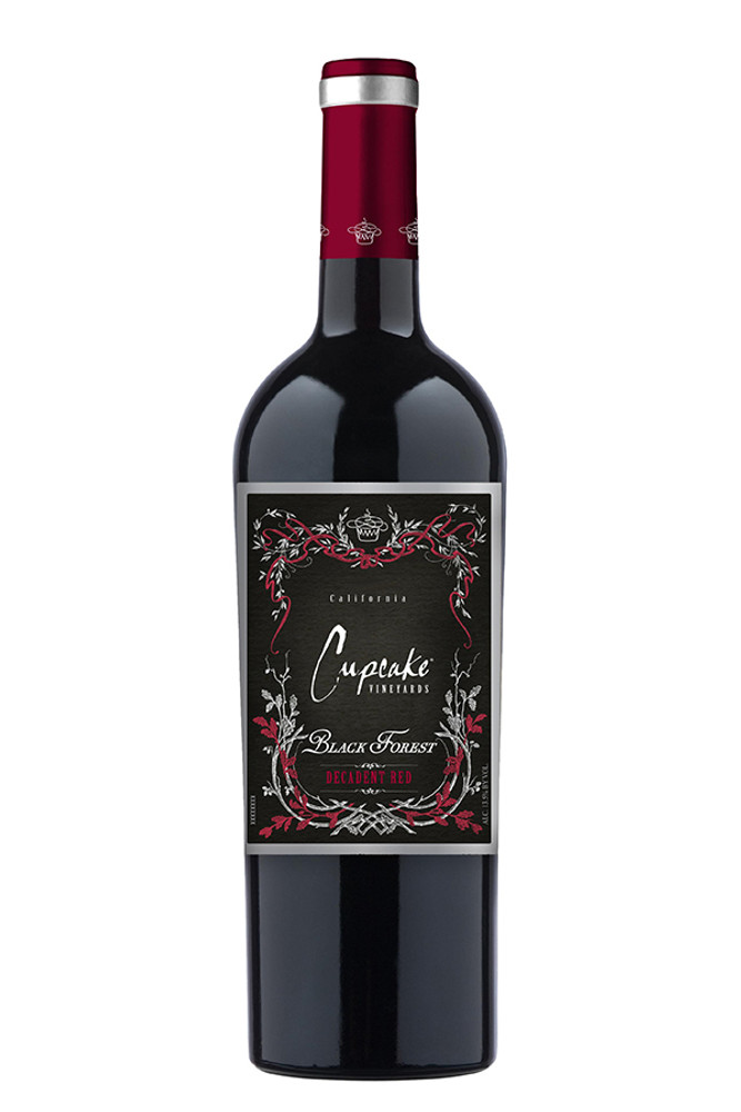 Cupcake Black Forest Red Blend