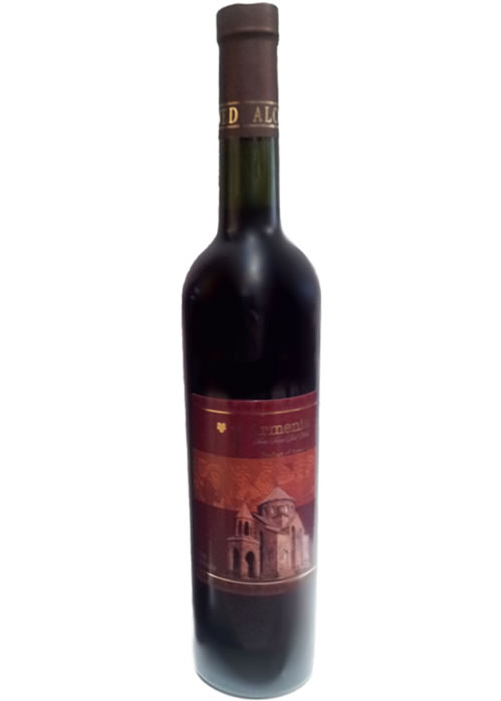 Vivat Armenia Semi Sweet Red