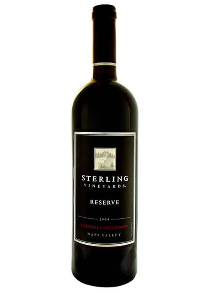 Sterling Reserve Cabernet Sauvignon Napa