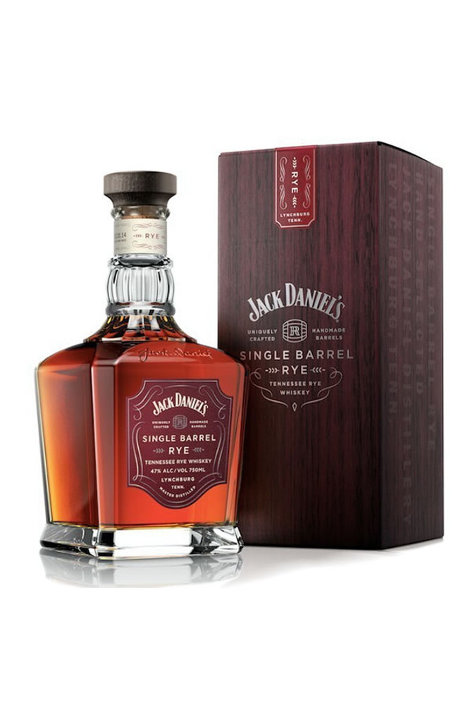 Jack Daniels Single Barrel Rye Whiskey