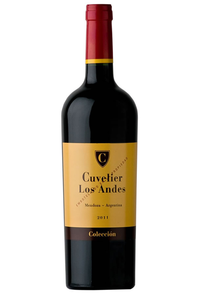 Cuvelier los Andes Coleccion Red Blend