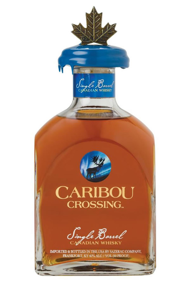 Caribou Crossing Single Barrel Canadian Whisky 750ML