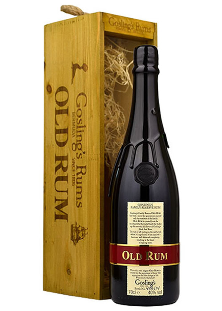 Goslings Family Reserve Old Rum