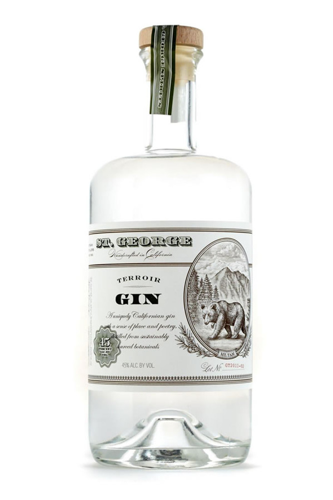 St George Terroir Gin