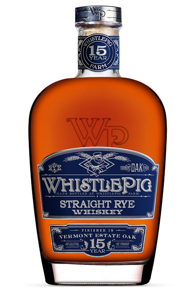 WhistlePig Rye 15 Year