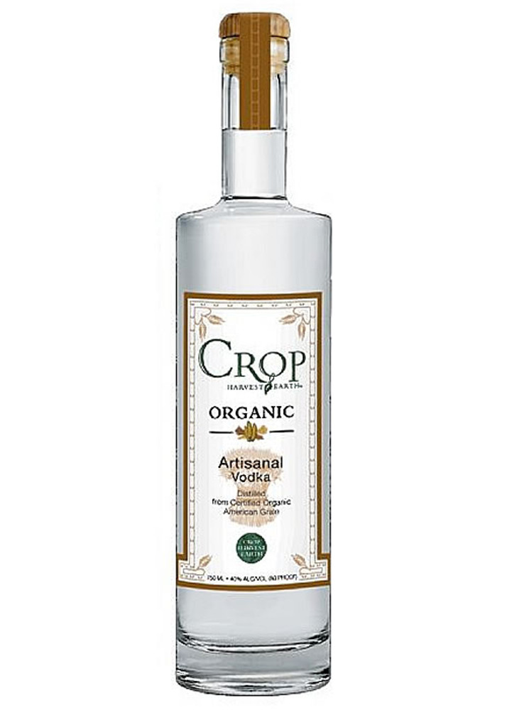 Crop Organic Vodka