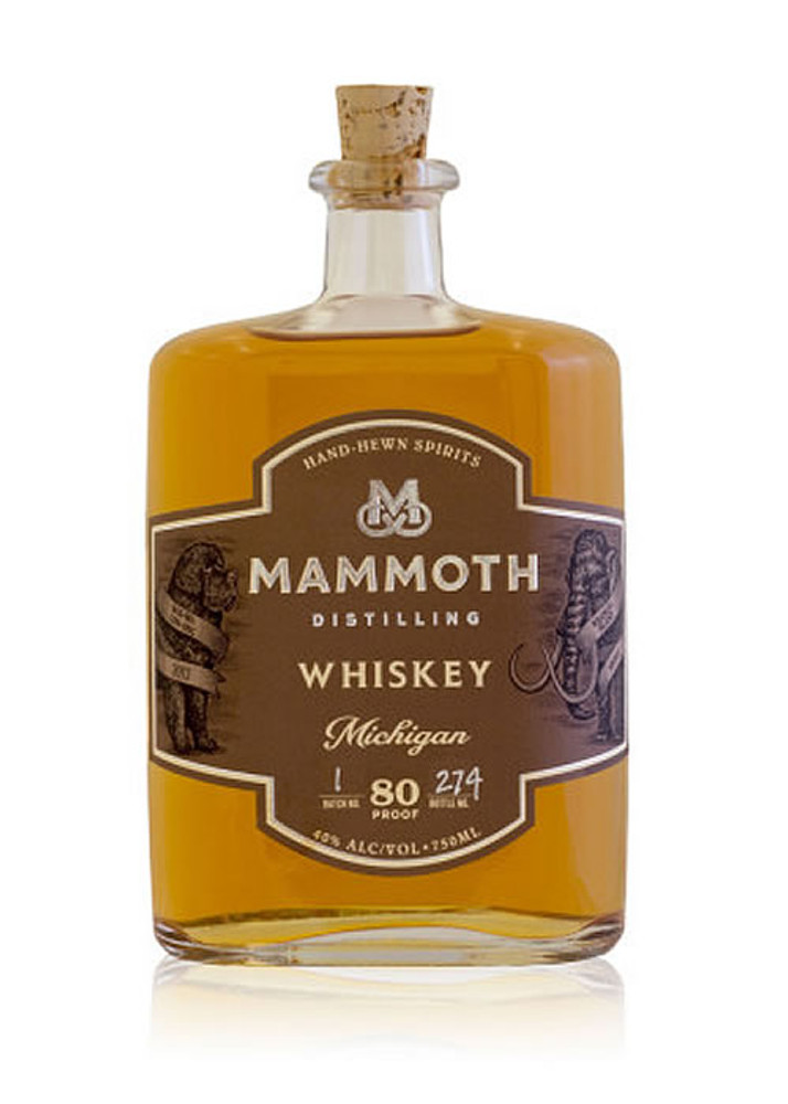 Mammoth Distilling Whiskey