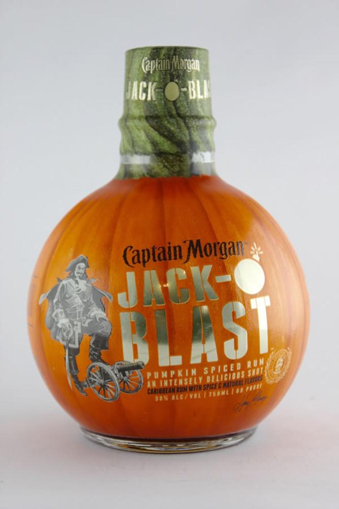 Captain Morgan Jack O' Blast
