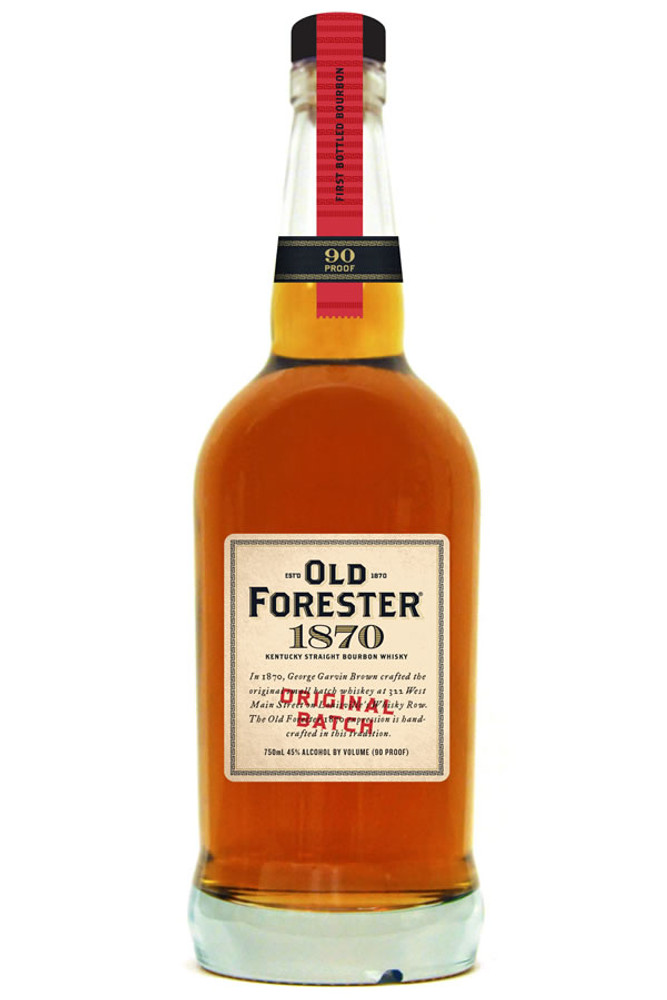 Old Forester 1870 Original Batch