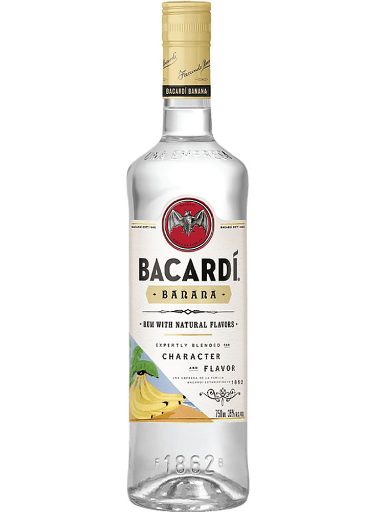 Bacardi Banana Rum