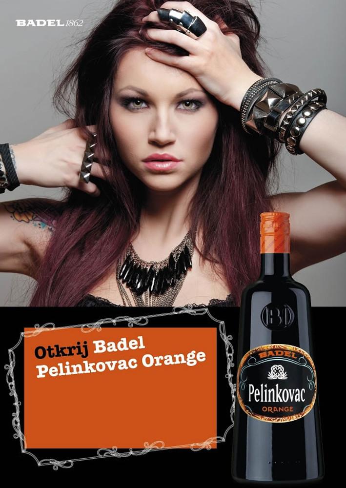 Badel Pelinkovac Orange
