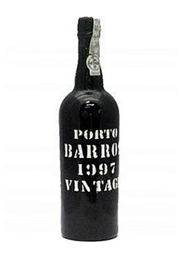Porto Barros 1997 Vintage Port