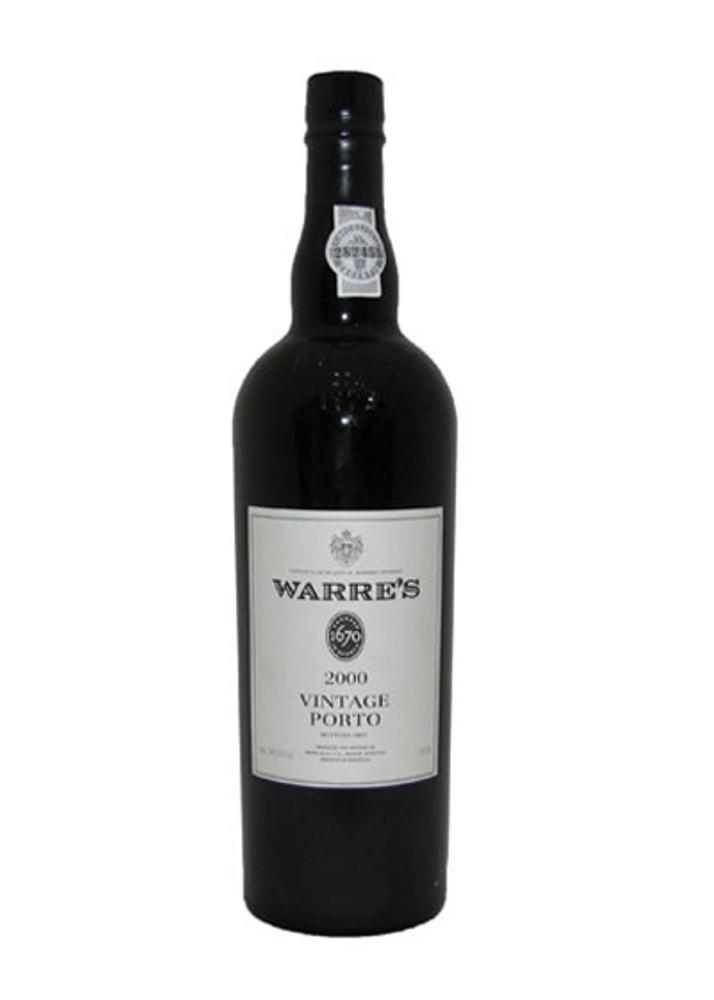 Warre's 2000 Vintage Port