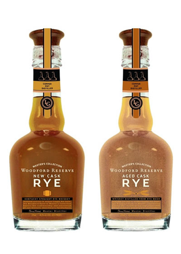 Woodford Reserve Masters Collection Rye