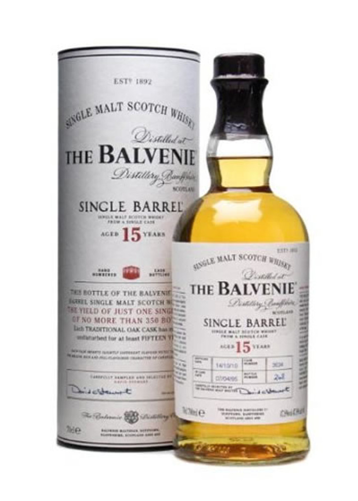 Balvenie 15 Years Old