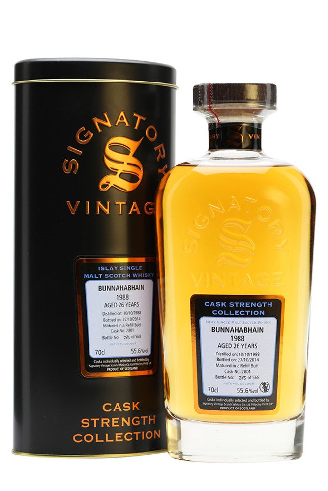 Bunnahabhain 26 Years Old