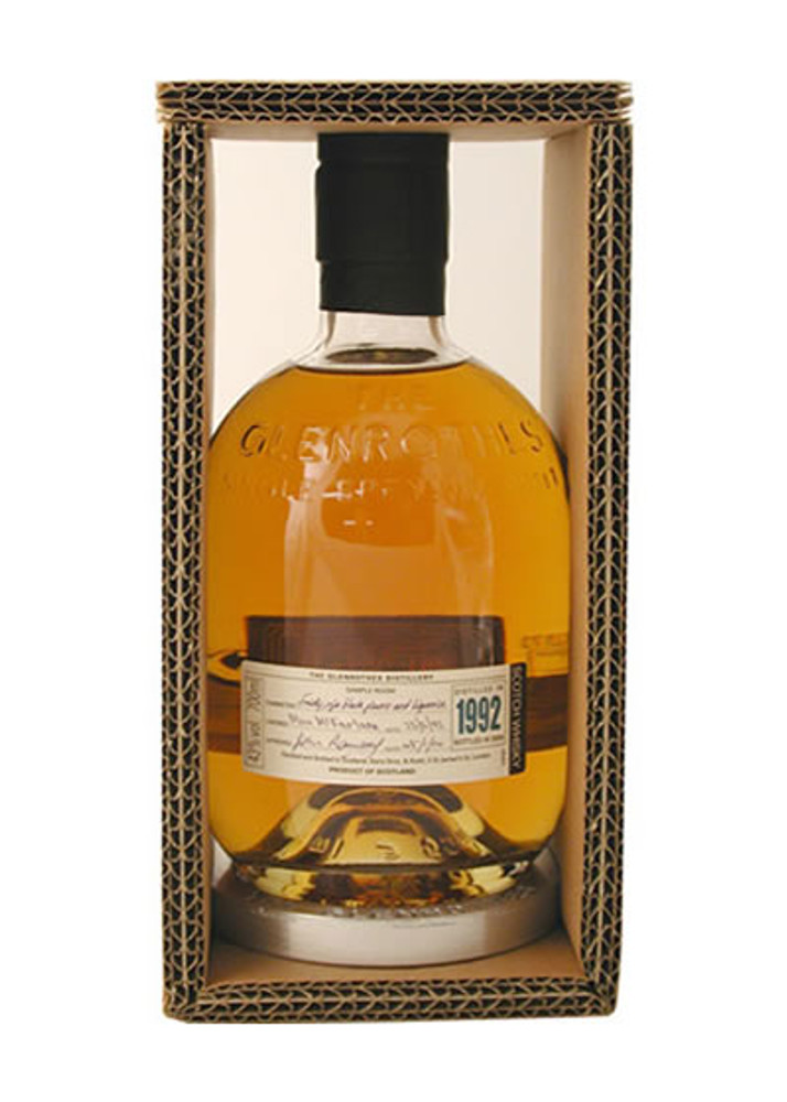 Glenrothes 1992 12 Years Old