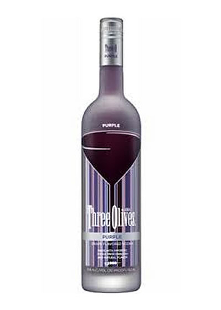 3 Olives Purple