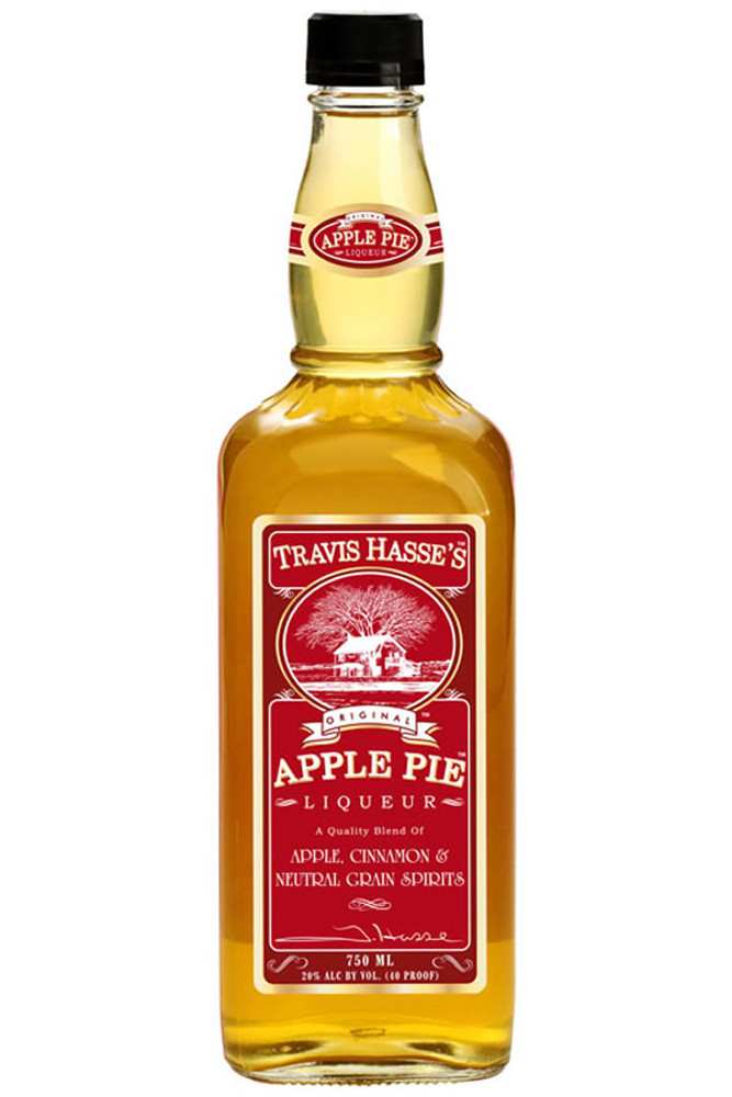 Travis Hasse's Apple Pie