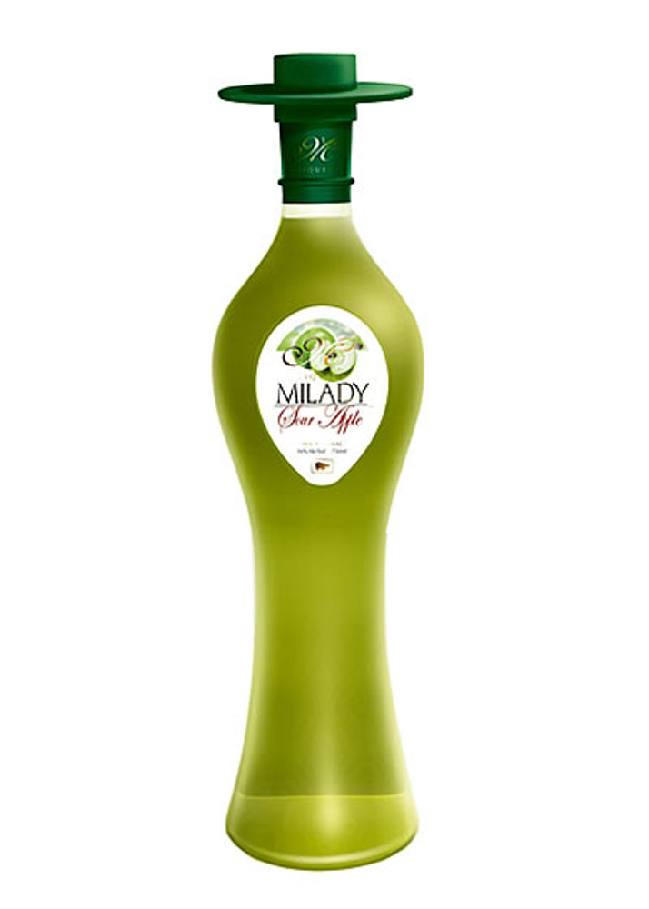 Milady Sour Apple Liqueur