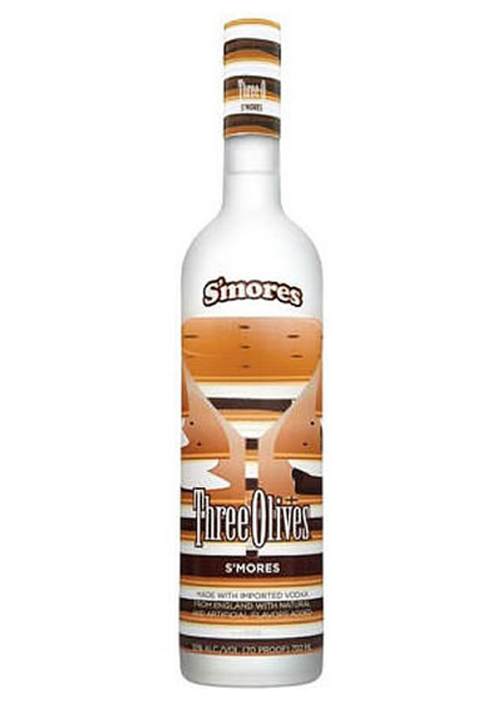 Three Olives Smores