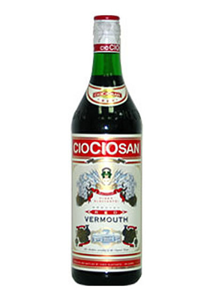 Ciociosan Red Vermouth