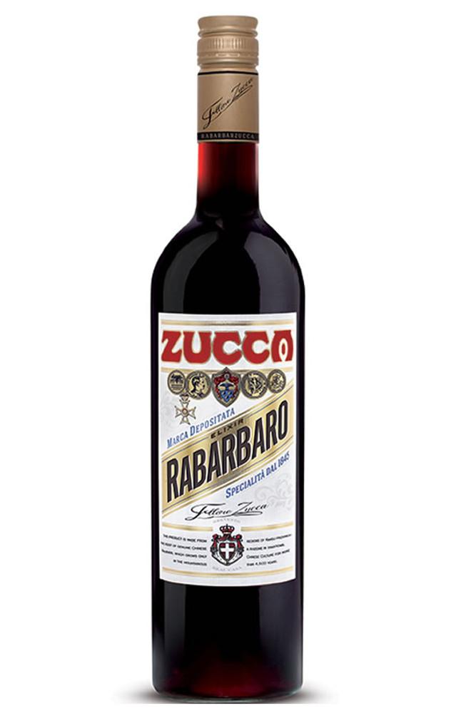 Zucca Rabarbaro Amaro